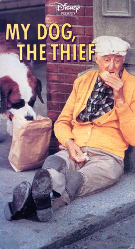 My Dog the Thief [VHS] Dwayne Hickman